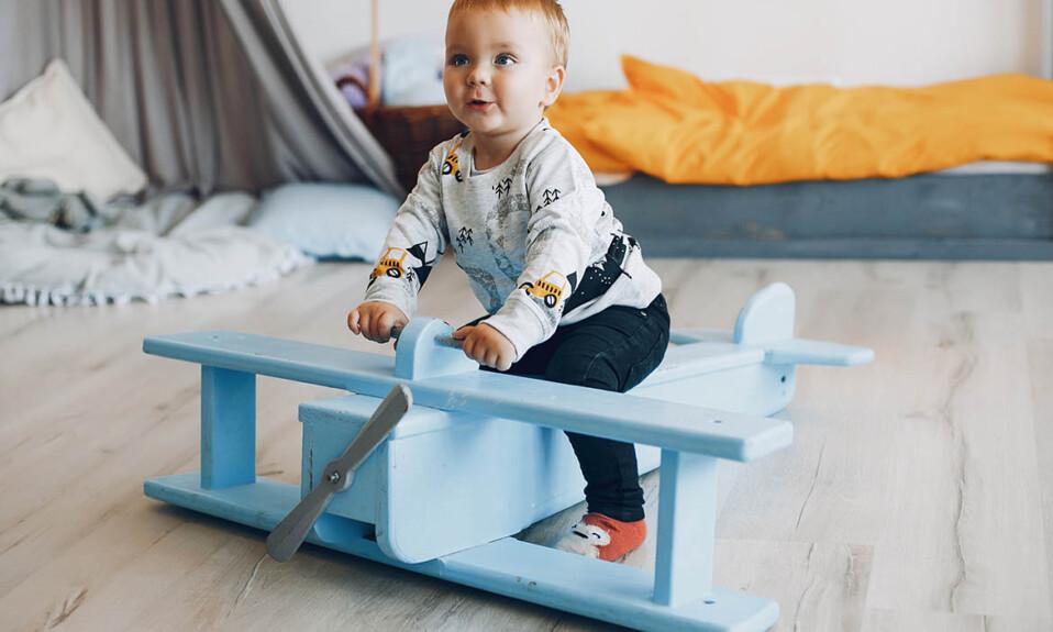 Drevené a ekologické hračky pre deti