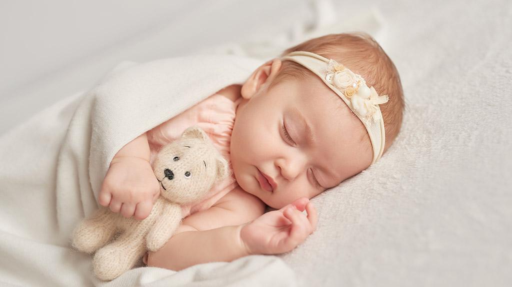 Zoznam vecí, ktoré bude dieťa potrebovať pre pokojný spánok.